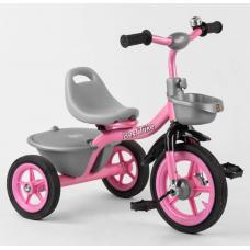 Трехколесный велосипед Best Trike BS-1142 Розовый