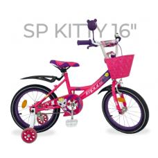 Детский двухколесный велосипед Impuls-bike Beaver SP Kitty 16
