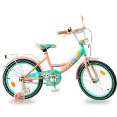 Детский двухколесный велосипед Impuls-bike Beaver Kitty 18 Ка