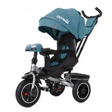 Трехколесный велосипед с пультом Baby Tilly Cayman T-381/7 Ле