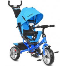 Детский трехколесный велосипед с EVA-колесами Turbo Trike M 3