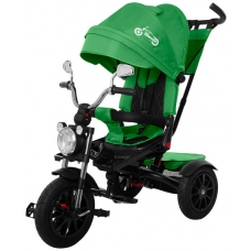 Трехколесный велосипед Baby Tilly Tornado T-383 Green