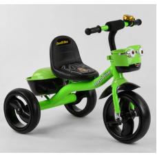 Трехколесный велосипед с EVA-колесами Best Trike Бирюзовый (8