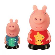 Набор игрушек-брызгунчиков Peppa Пеппа и Джордж (27132)