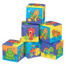 Набор кубиков для ванной Playgro (0181170)