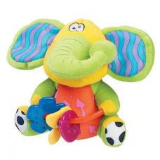 Игрушка с прорезывателями Слоненок Playgro