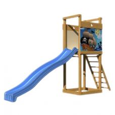 Детская игровая горка SportBaby-2