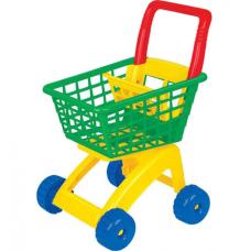 Тележка для супермаркета Полесье (7438)