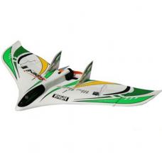 Летающее крыло Tech One Mini Neptune 59 см EPO ARF Зеленый (T