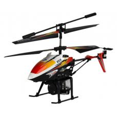 Брызгающийся вертолет на радиоуправлении WL Toys Spray Оранже