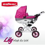 Коляска для куклы Adbor Lily 08