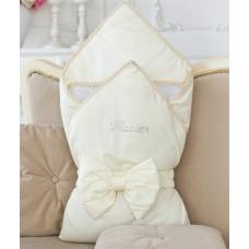 Конверт-одеяло для новорожденного Flavien Бежевый (1005)