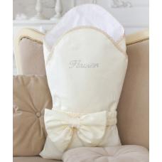 Конверт-одеяло для новорожденного Flavien Молочный (1001)
