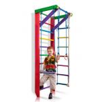 Детский спортивный уголок Sportbaby Барби 220 см (без турника и доски)