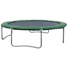 Батут d4 Kidigo, диаметр 427 см Зеленый