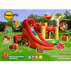 Игровой центр 11 в 1 Happy Hop