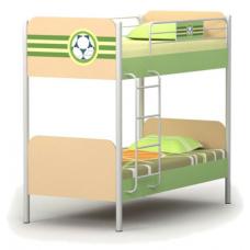 Двухъэтажная кровать Bs-12 Briz Active