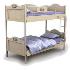 Двухъярусная кровать A-12 Briz Angel