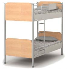 Двухъярусная кровать М-12 Briz Mega