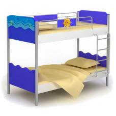 Двухъярусная кровать Od-12 Briz Ocean
