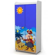 Двухдверный шкаф Od-02-4 Briz Ocean Пират