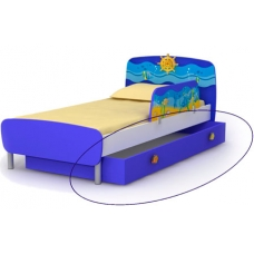 Выдвижная кровать-ниша Od-13-1 Briz Ocean
