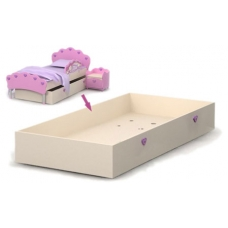 Выдвижная кровать-ниша Pn-13-1 Briz Pink