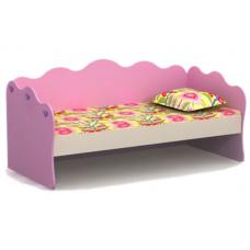 Кровать-диванчик Pn-11-4 Briz Pink