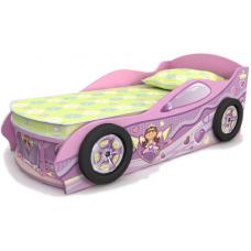 Кровать-машина Pn-11-70 Briz Pink