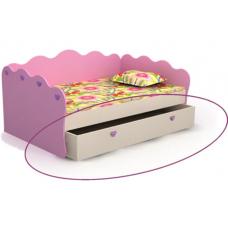 Выдвижная кровать-ниша Pn-13-3 Briz Pink
