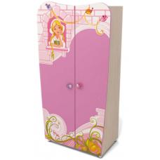 Двухдверный шкаф Briz Cinderella Cn-02-2