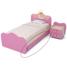 Выдвижная кровать-ниша Briz Cinderella Cn-13-1