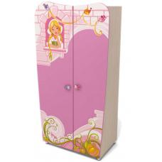 Двухдверный шкаф Briz Cinderella Cn-02