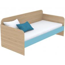 Детская кровать-диванчик Briz Акварель Кв-11-3
