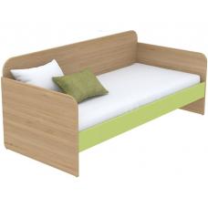 Детская кровать-диванчик Briz Акварель Кв-11-4