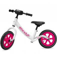 Детский беспедальный велосипед Berg Junior Biky White